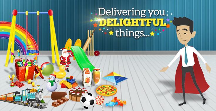 GoFrugal Deliver Delight