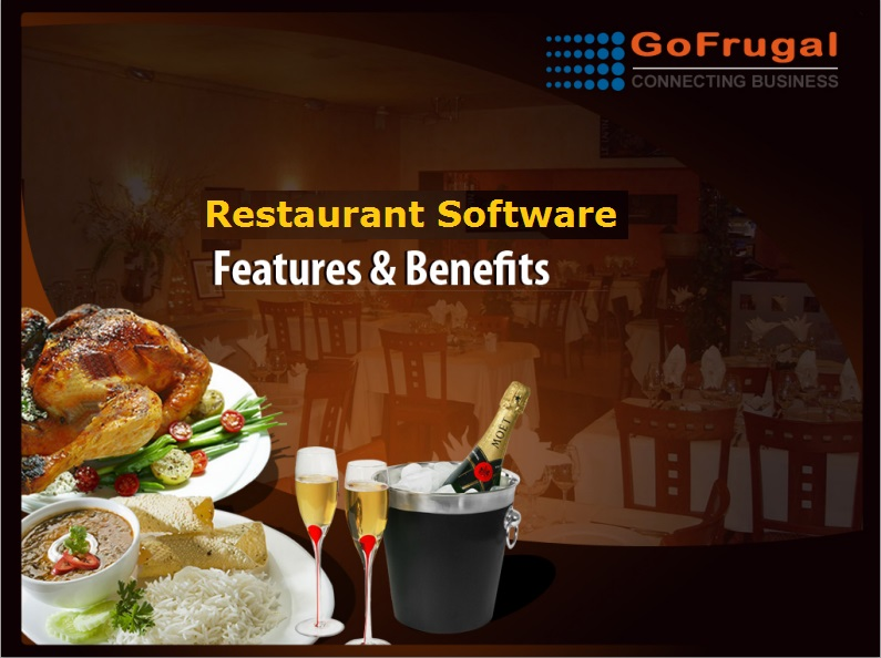 Features and benefits of GoFrugal restaurant pos software