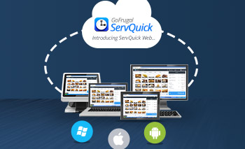 Unleashing ServQuick for web based sales