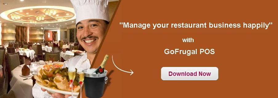 Restaurant POS Software Features