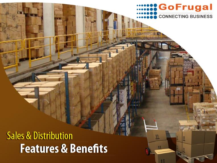 Wholesale Distribution Business Management Software Solution
