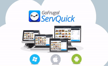 Android and iOS POS India GoFrugal ServQuick for Digital India