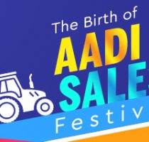 Why is AADI Month Special ?