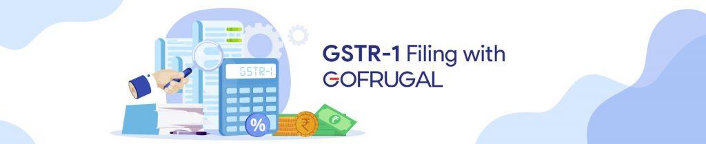 GSTR-1 returns filing