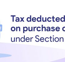 TDS on purchase of goods exceeding Rs. 50 lakhs under Section 194Q of Income Tax