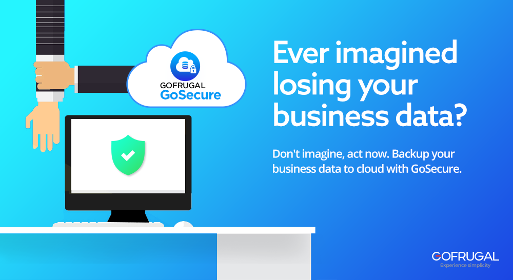 Cloud backup for your business - GoSecure