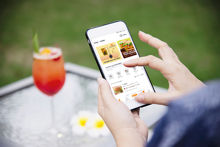 Restaurant trends 2020 mobile app