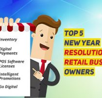 Top 5 New Year Resolutions for Retailers