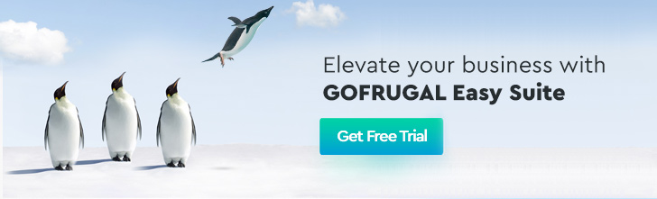 Elevate your business with GOFRUGAL Easy Suite