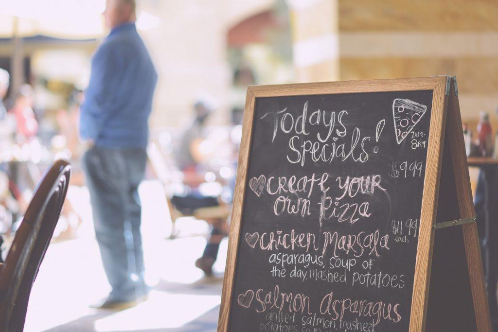 Cloud kitchen software should let you change menu with ease
