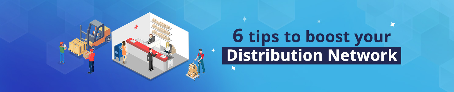 To increase sales of distribution business