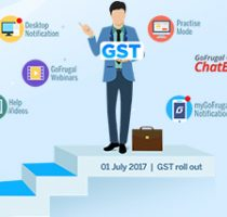 GoFrugal launches GST ready POS software solutions the digital way