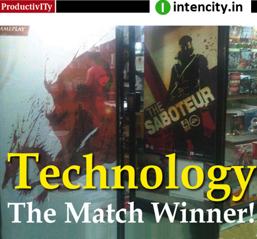 Ecommerce store customer - intencity
