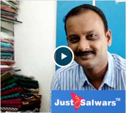 Garment customer video - Just salwars
