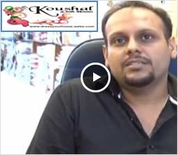 Retail software customer video - Koushal