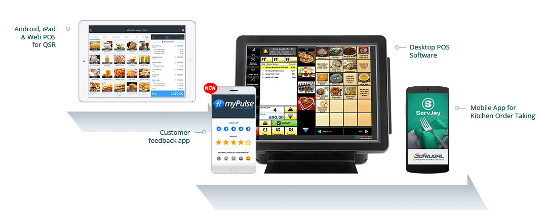 Restaurant point of sale software in Singapore