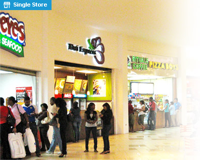 Food court shop pos software